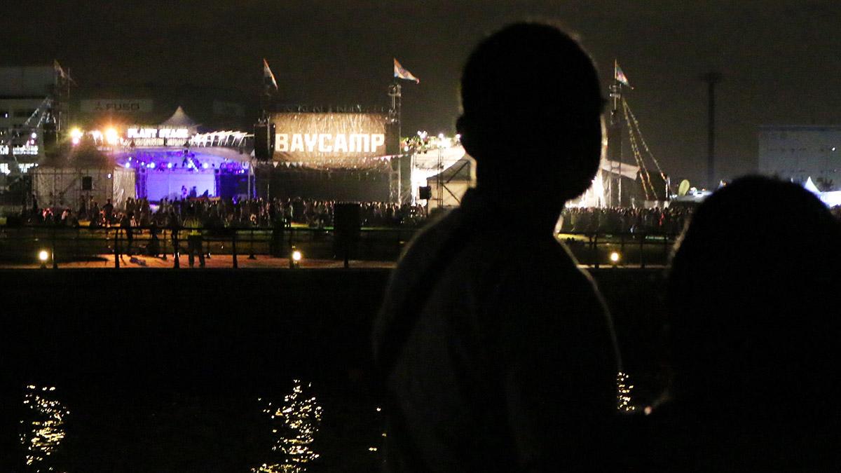 川崎工場夜景 BAYCAMP