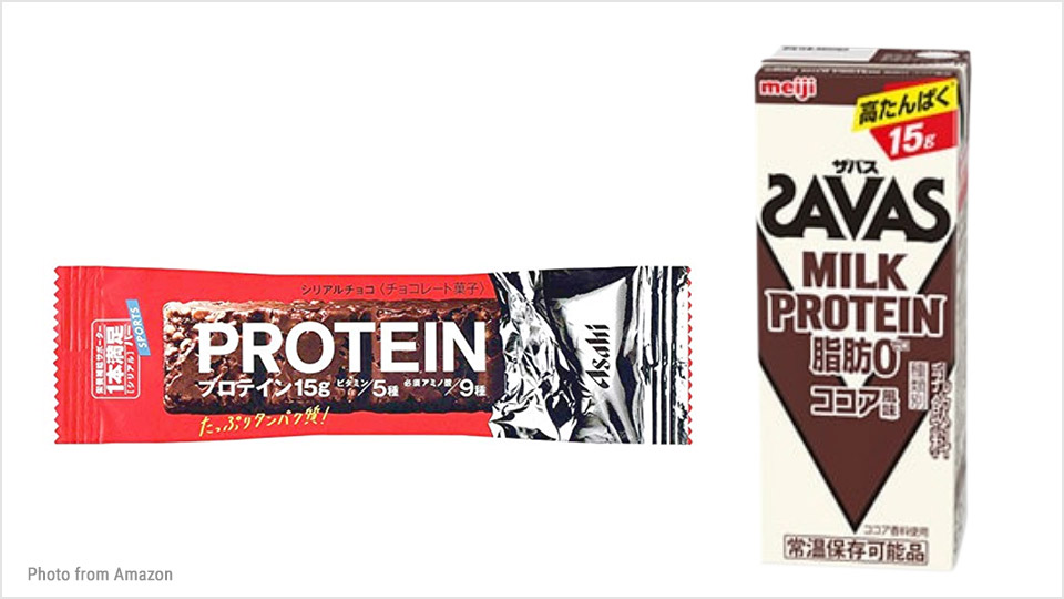 中高年こそプロテインでタンパク質補充:MILK PROTEIN 脂肪0,1本満足バー プロテインチョコ
